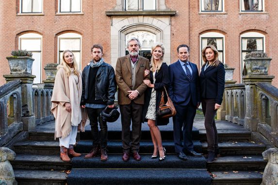 Familieweekend cast