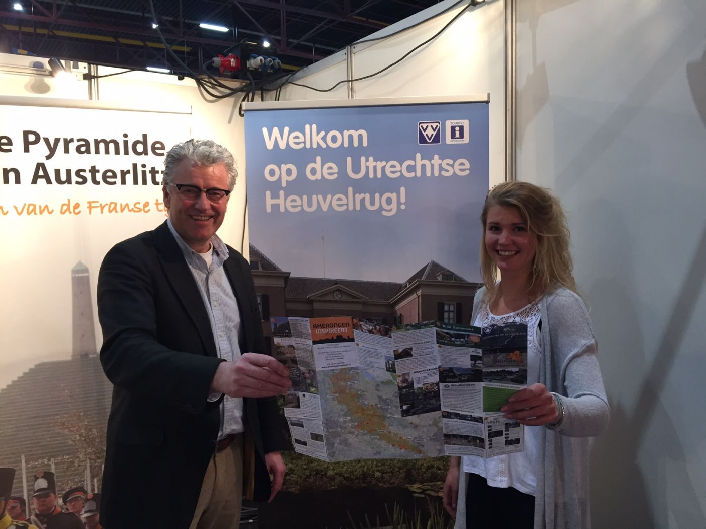 Allureparken weer in Leeuwarden gepresenteerd op de Caravana