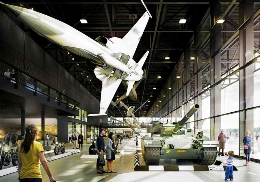 Nederlands Militair Museum in Soesterberg